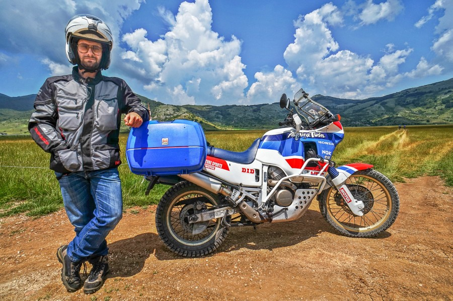 Africa Twin XRV 650 RD03 1988