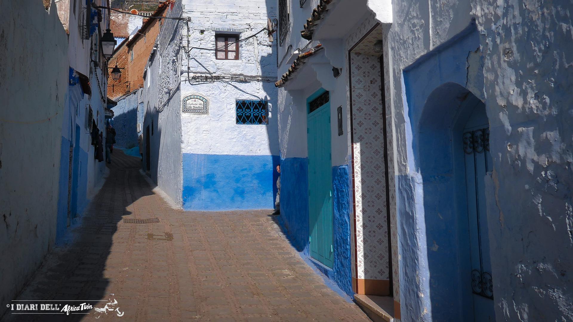 Chefchaouen, la città azzurra