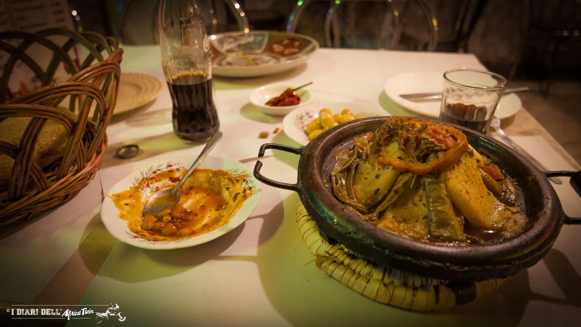 Il Tajine è il piatto tipico del Marocco