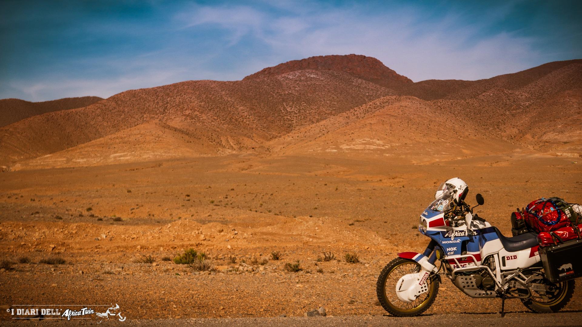 Inizia il deserto