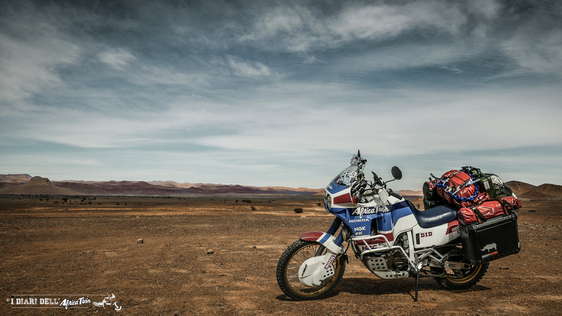 Nel mezzo del deserto