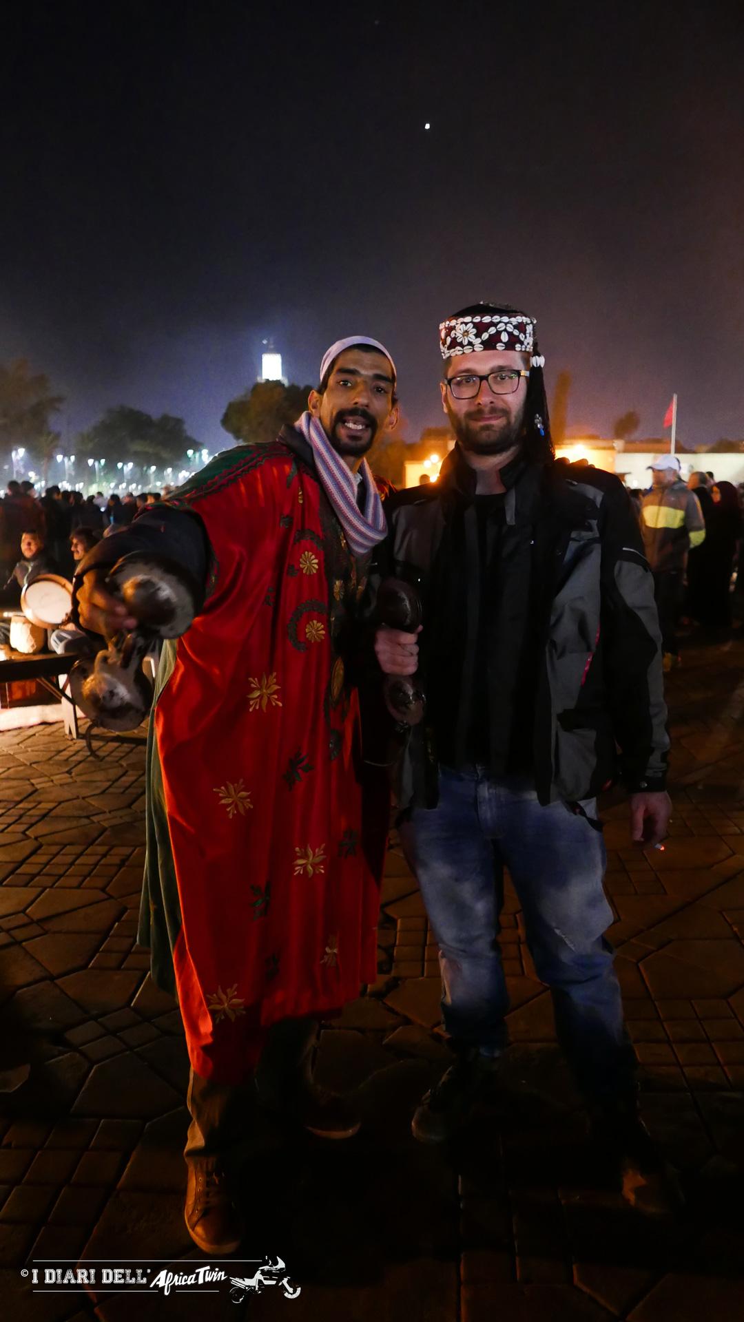 Jamaa El Fna - Marrakech