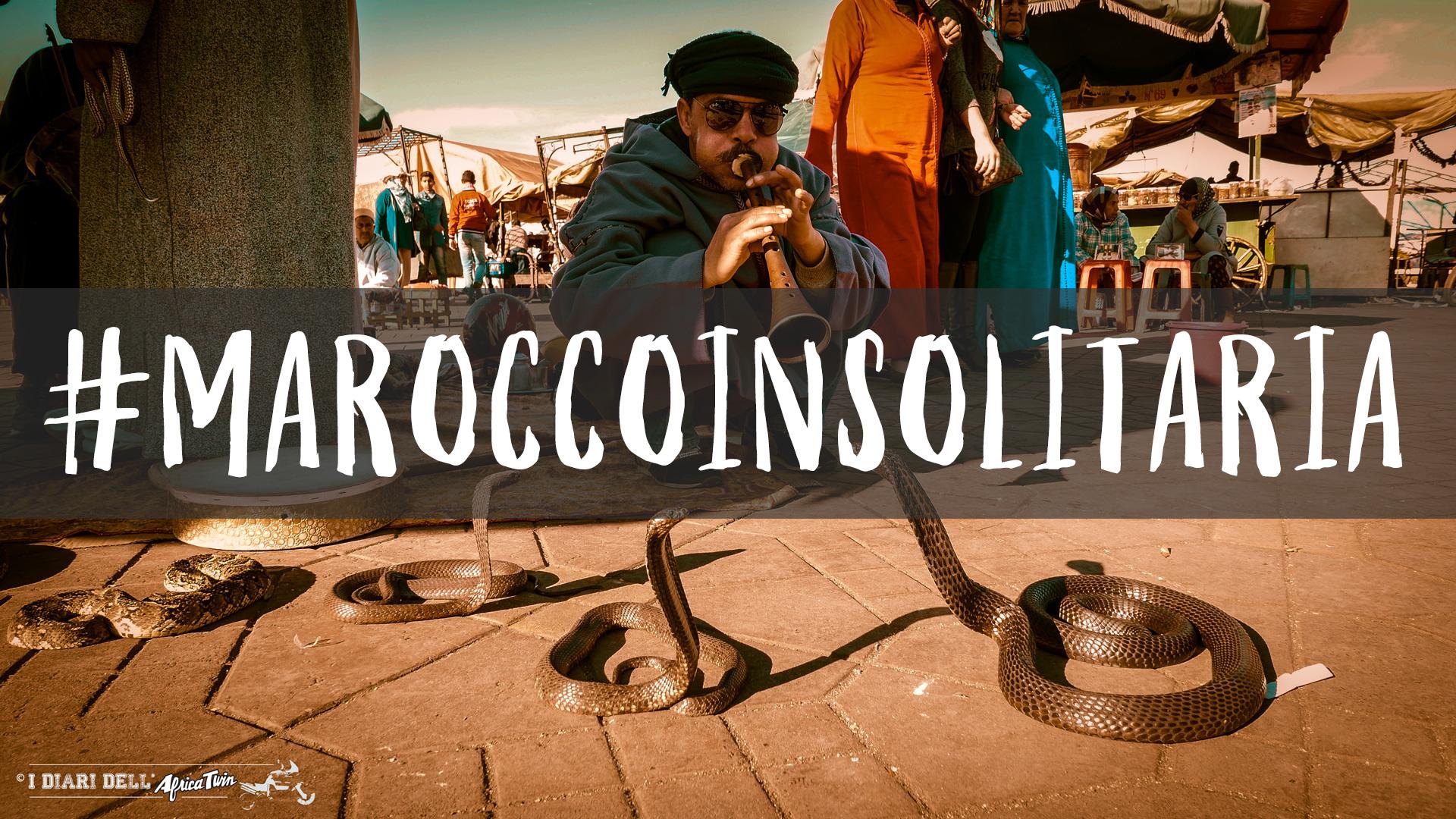 viaggio in Marocco in solitaria in moto
