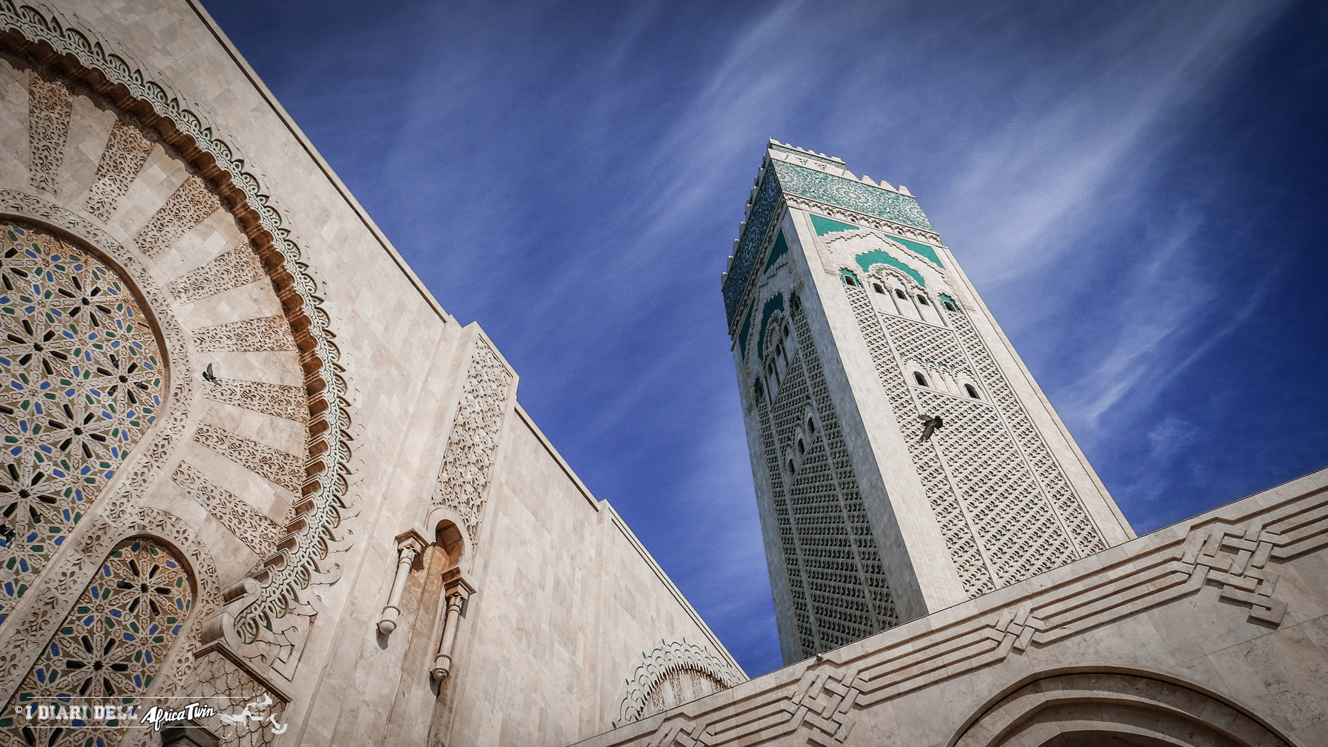 Moschea Hassan II - Casablanca