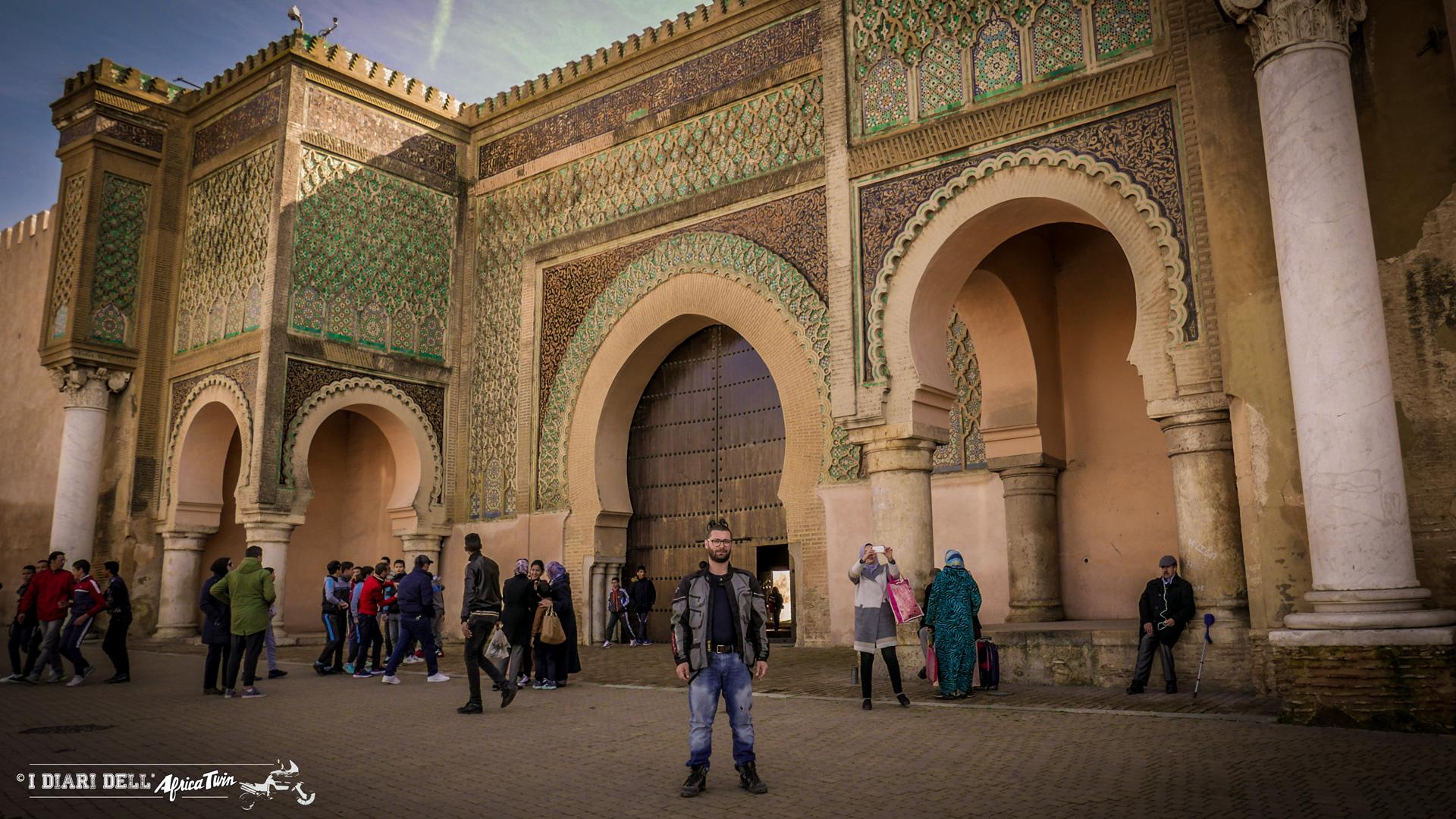 Porta Bab Mansour - Meknes