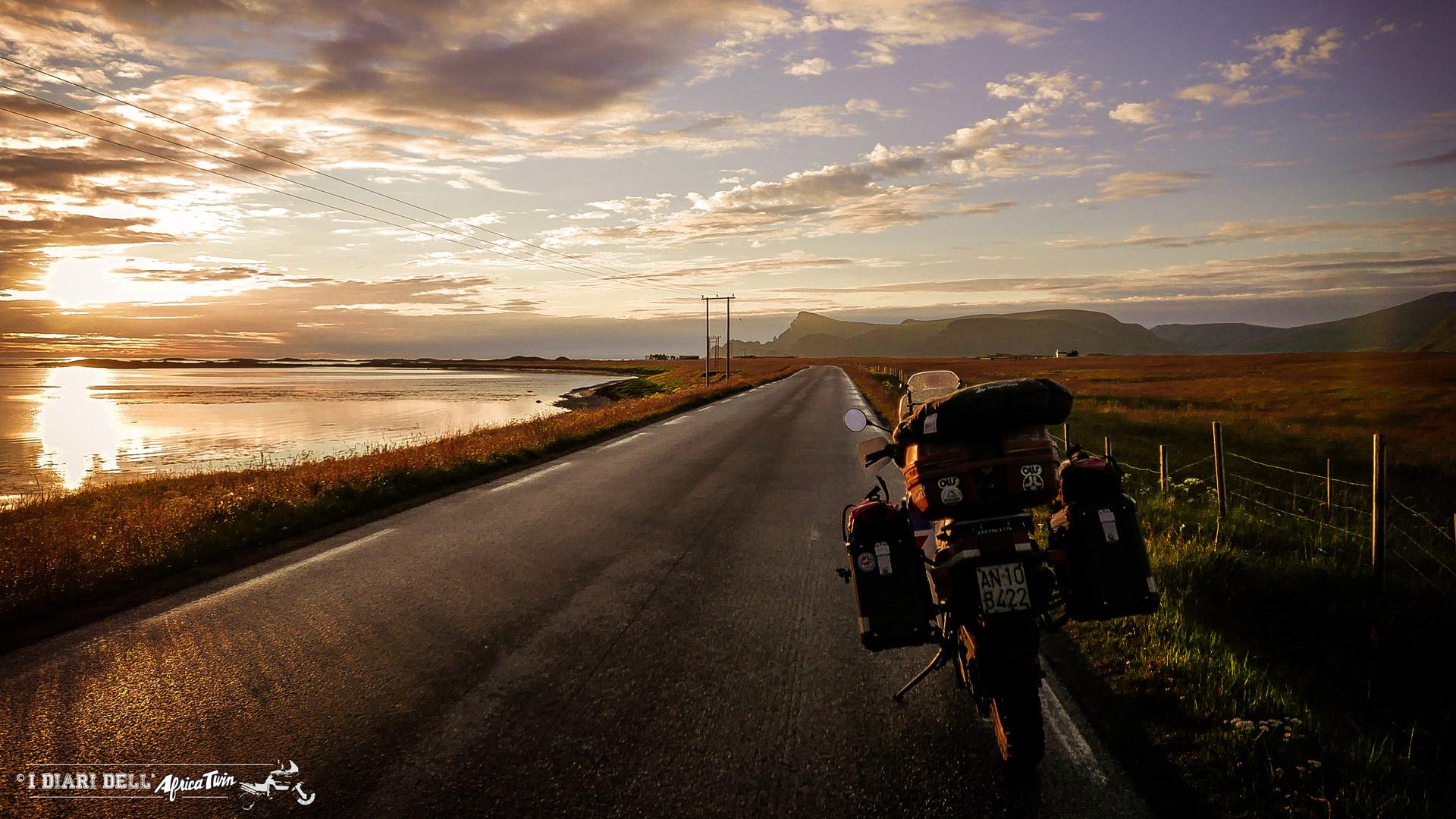 isole lofoten norvegia caponord in moto