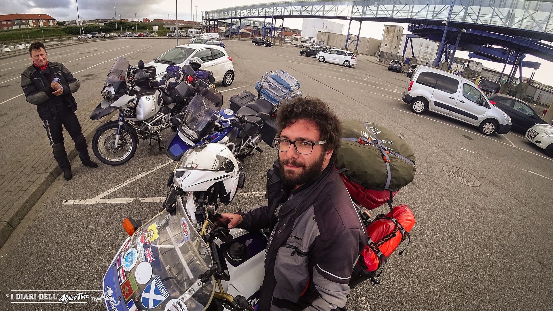 caponord in moto incontri di viaggio