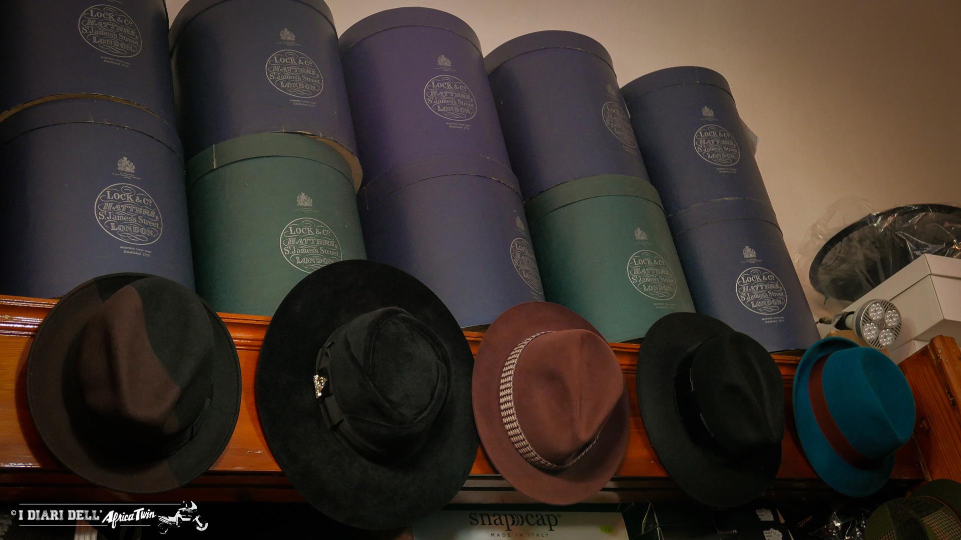 Cappelli di tutti i tipi