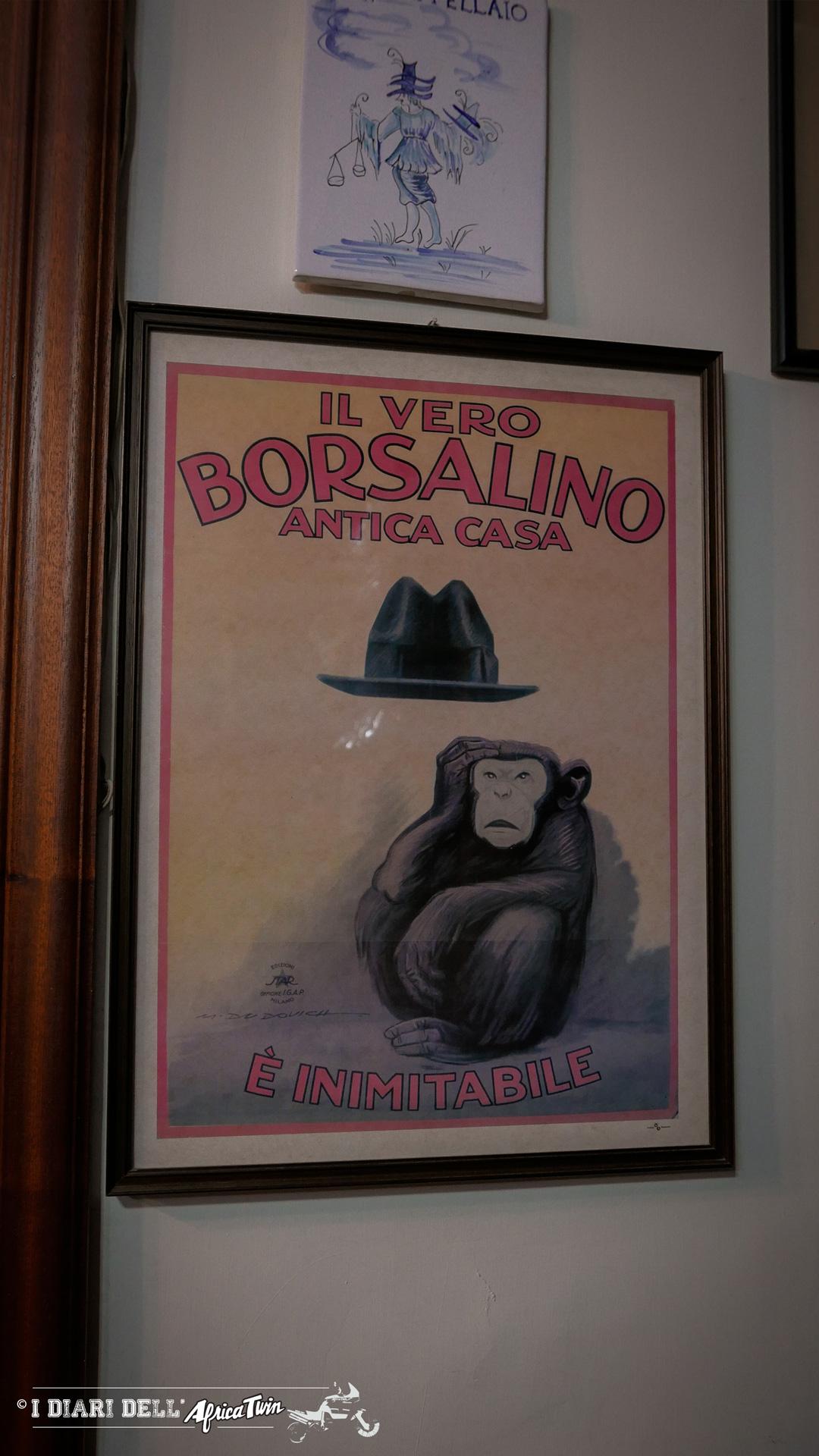 Manifesto del Borsalino