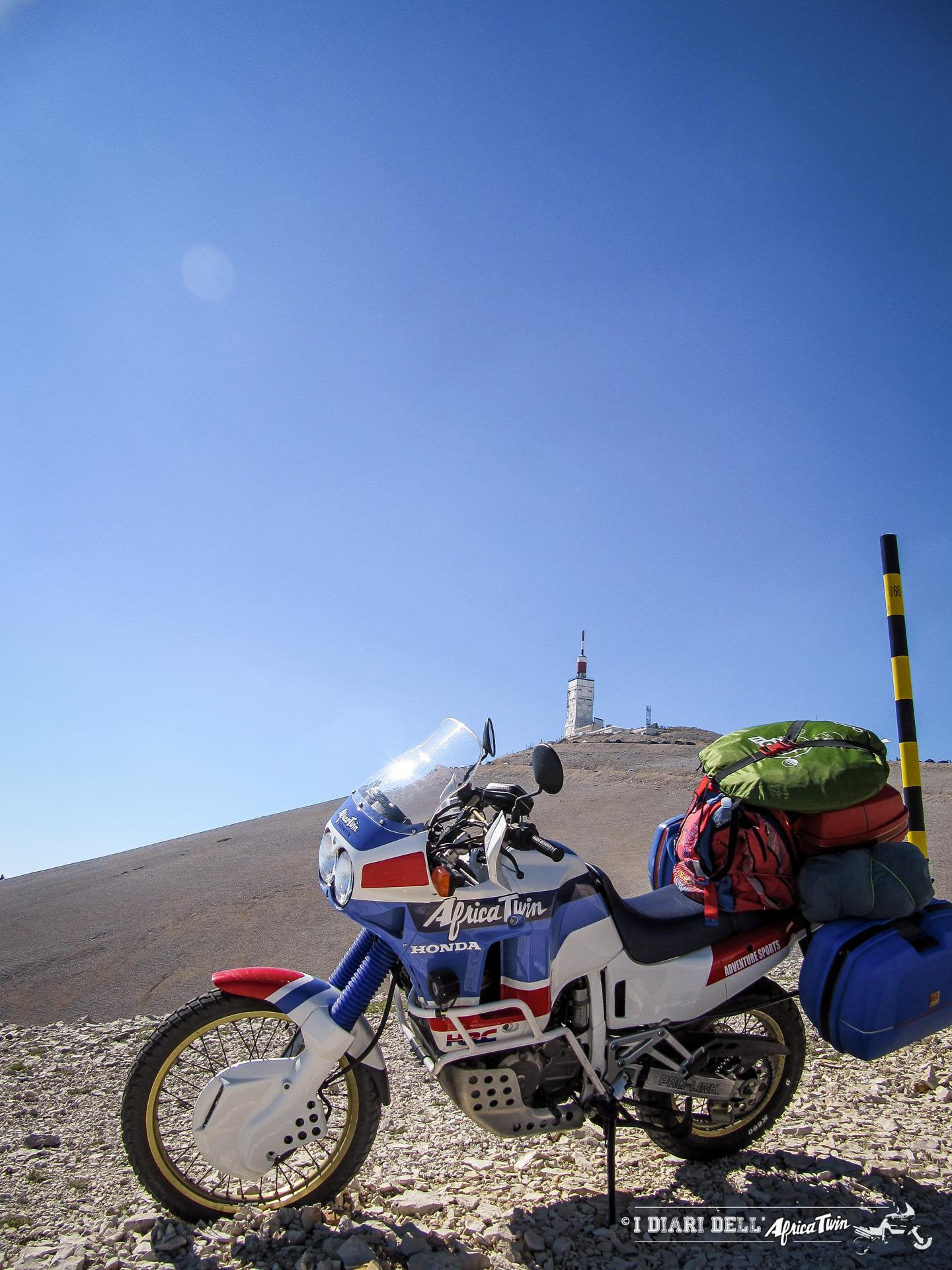 Mont ventoux francia