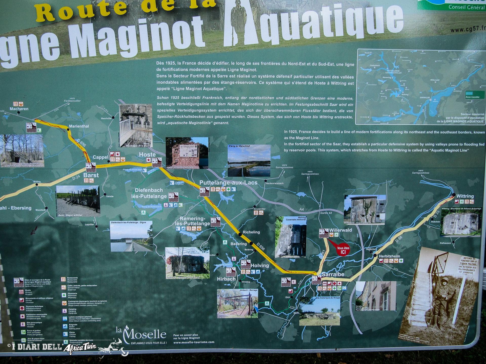 linea maginot Aquatique