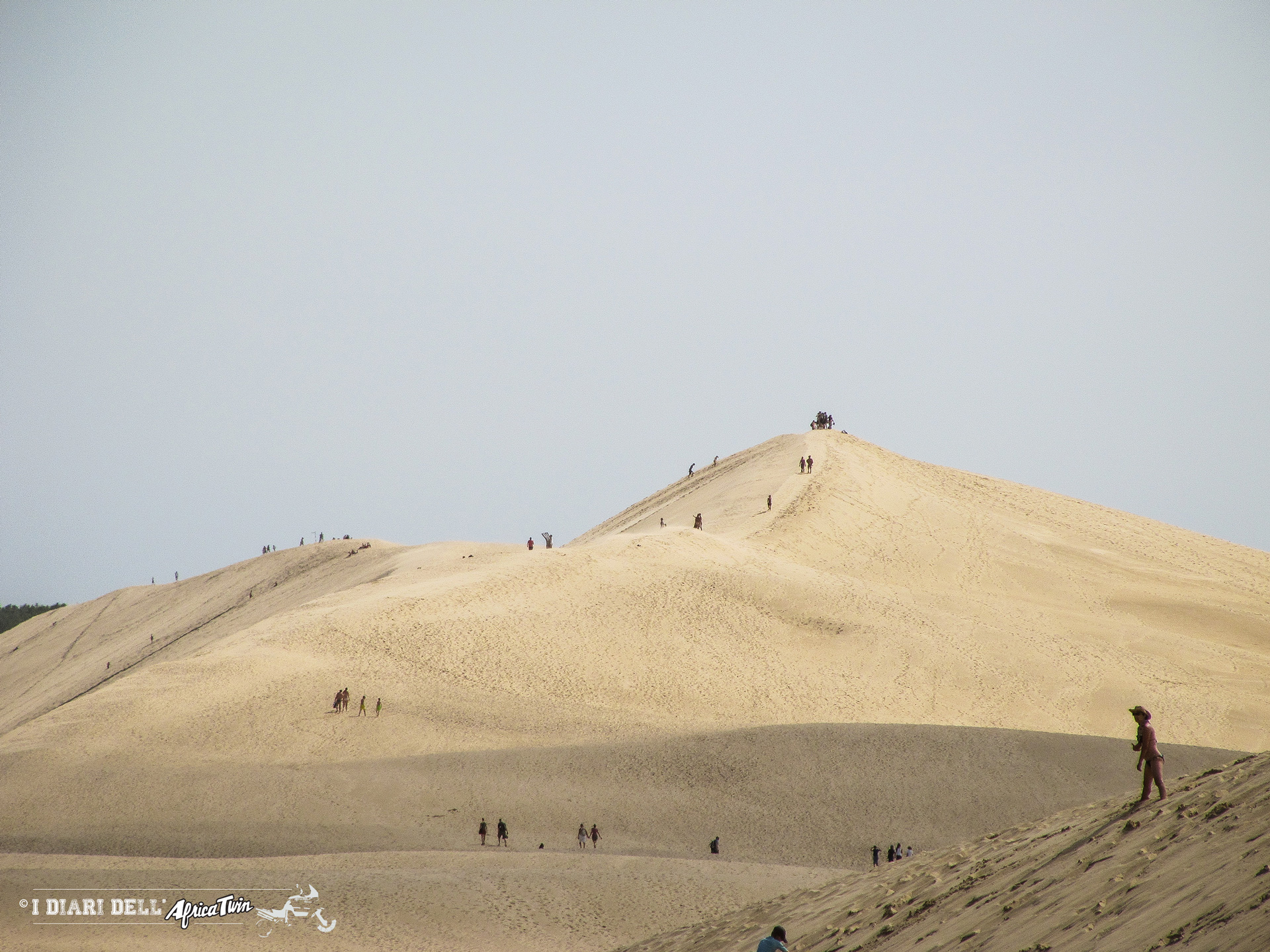 Dune du Pilat francia