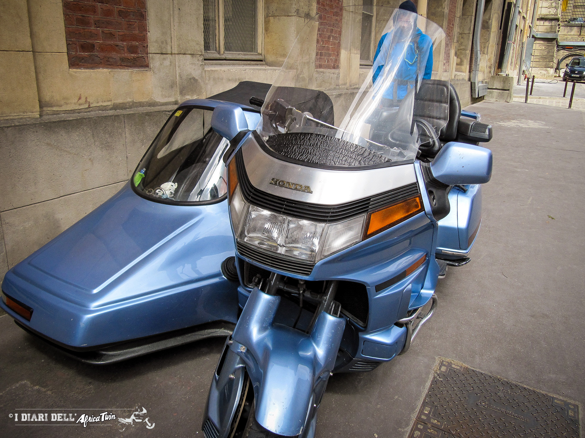 goldwing sidecar