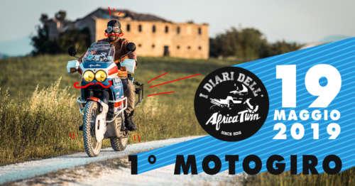 1 motogiro diari africa twin 19 maggio 2019